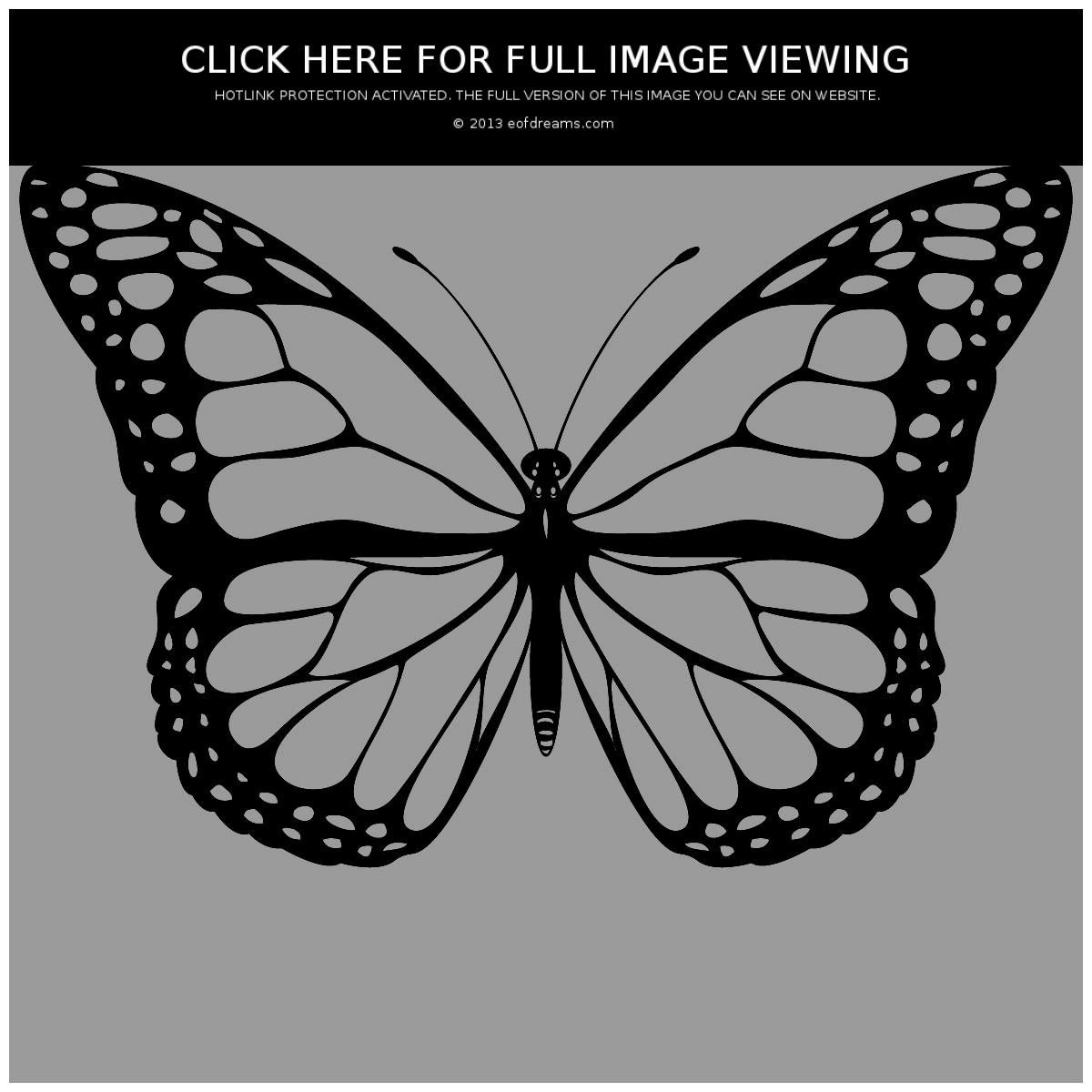 Butterfly The Meaning Of The Dream In Which You See Butterfly Butterfly Clip Art Butterfly Printable Butterfly Coloring Page [ 1200 x 1200 Pixel ]