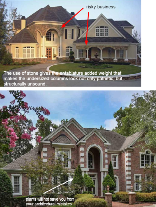 Mcmansions 101 What Makes A Mcmansion Bad Architecture