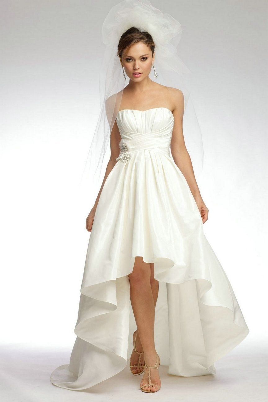 Wedding dress styles for short brides wedding dress pinterest