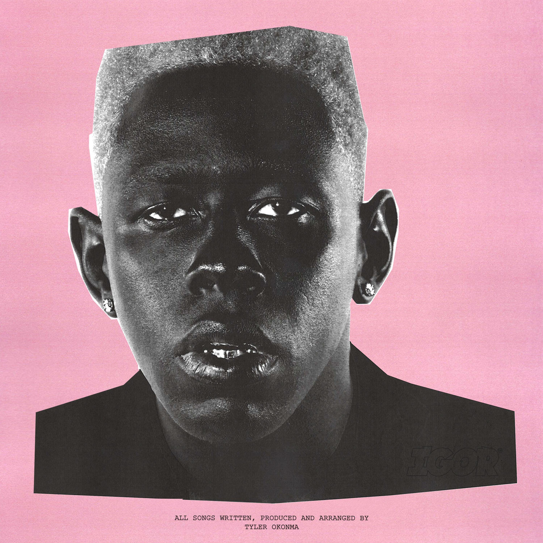 Tyler The Creator Igor Lp Waterloo Records Rap Album Covers Cool Album Covers Music Album Cover