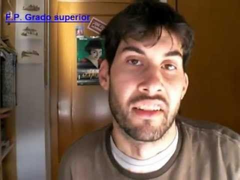 Vlog 12. Pruebas para la obtención del título de Técnico y Técnico Superior de FP 2012
