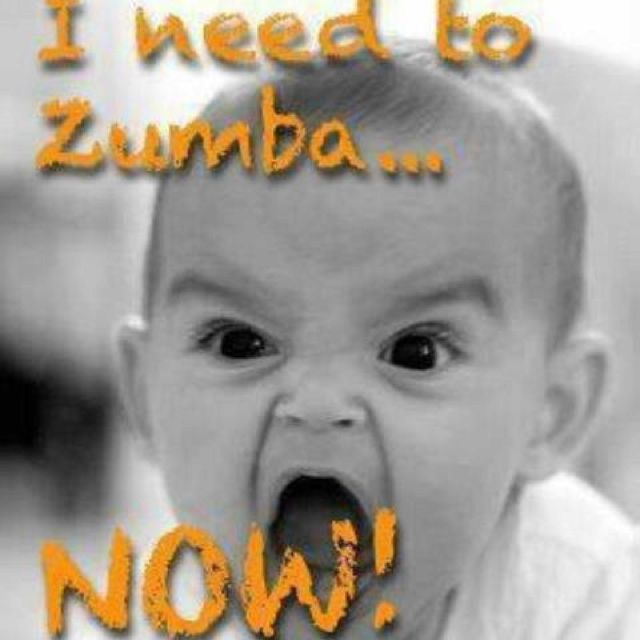 Zumba Baby Great Stress Relief Frases De Baile Zumba Ejercicios
