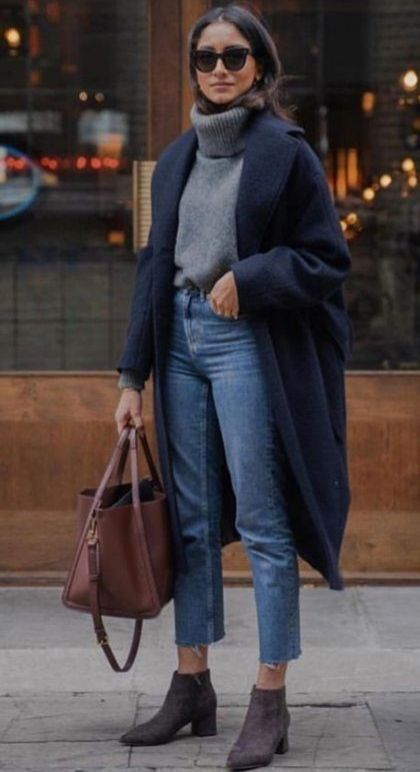 31 Cute and Comfy Winter Outfits for Women kleiderschrank