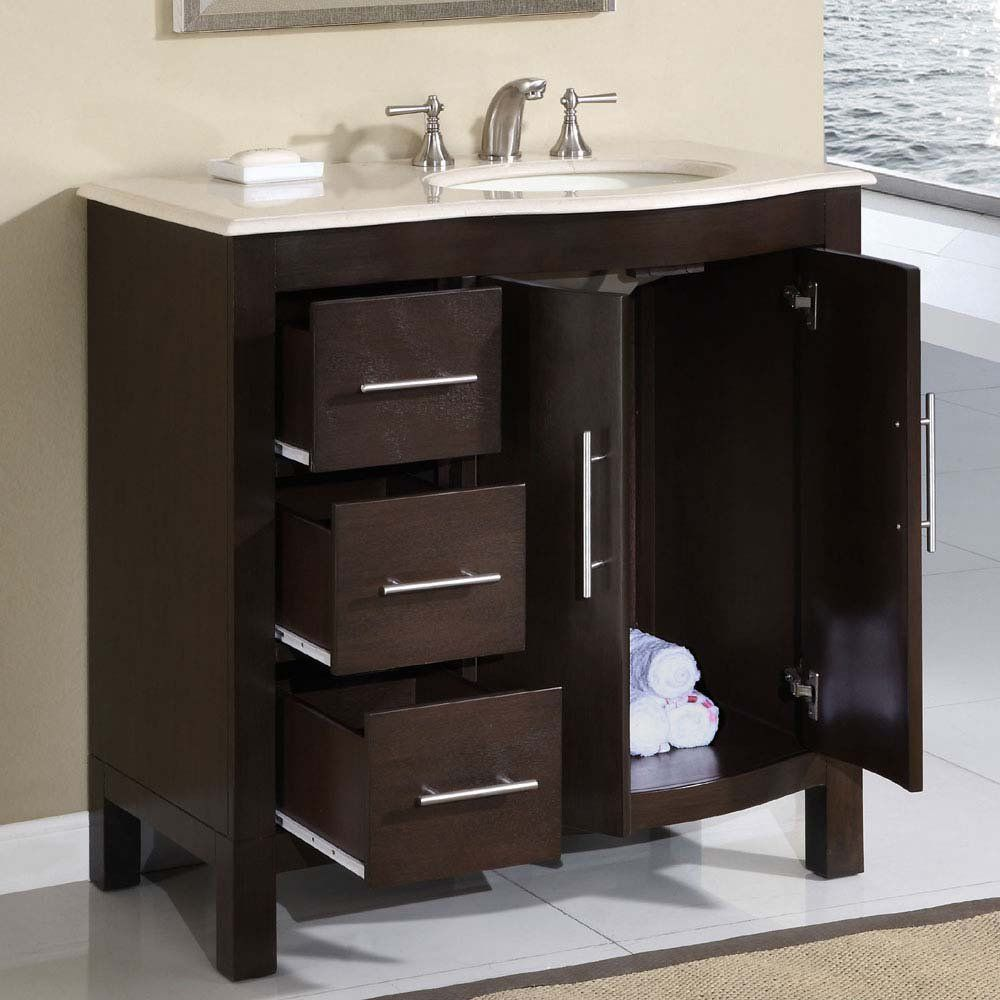 Exceptional Bathroom Vanity Cabinets Pictures