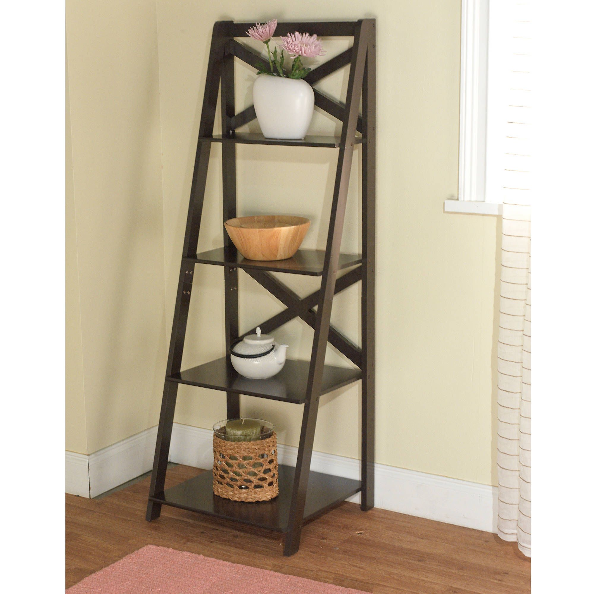 windows shelf belt pot leaning ladder bookshelf her storage small antique middle room plus at as simple shelves ideas natural bookcase exceptional rack with ikea wells rustic