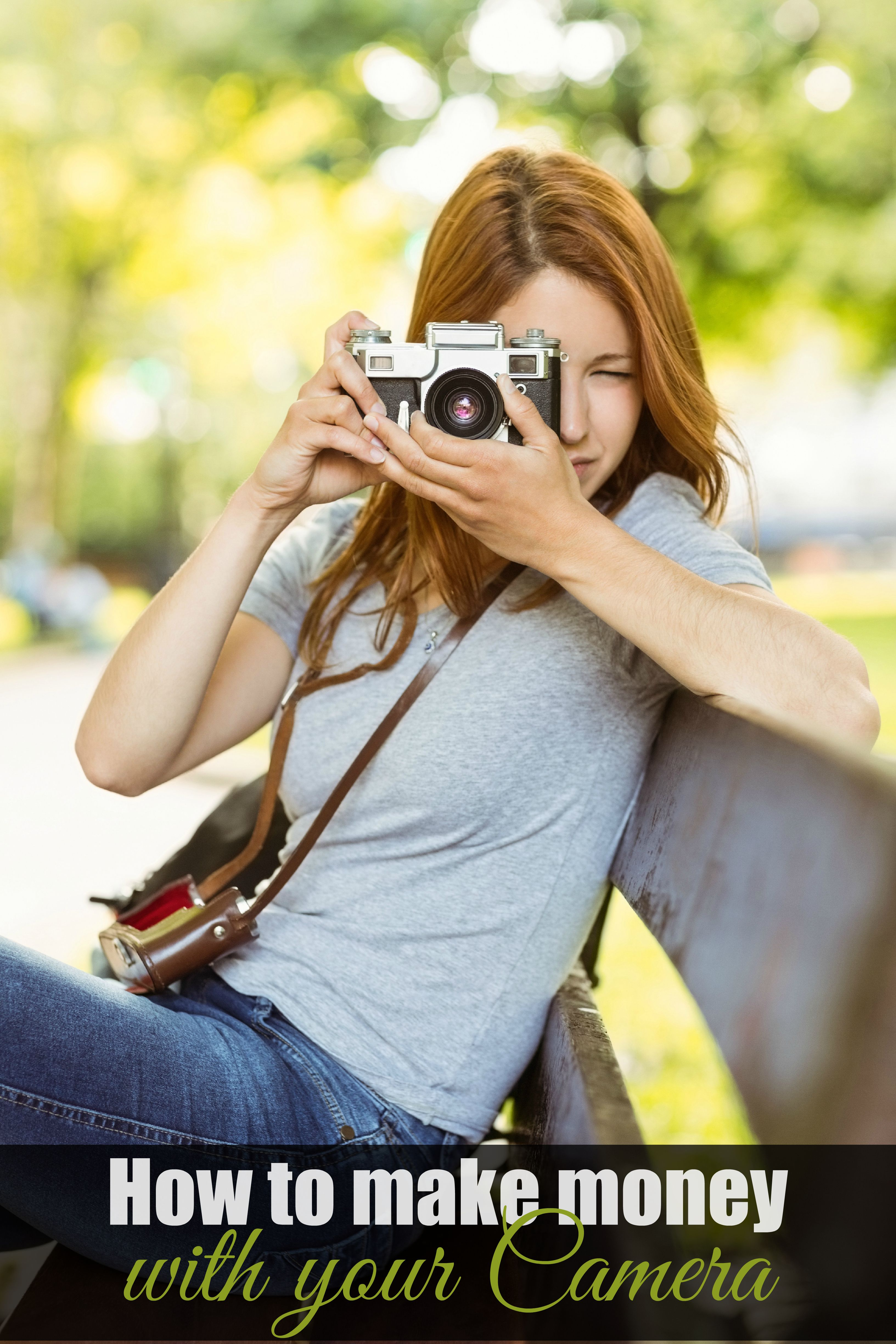 How to Make Money With Your Camera