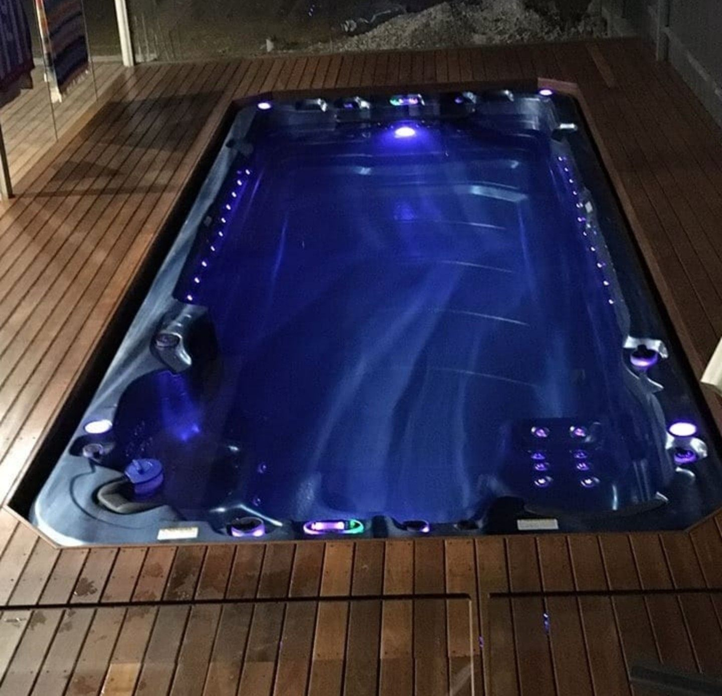 You Can T Put A Price Tag On Health Http Www Vortexspas Co Nz Swim Spa Spa Pool Indoor Pool Design
