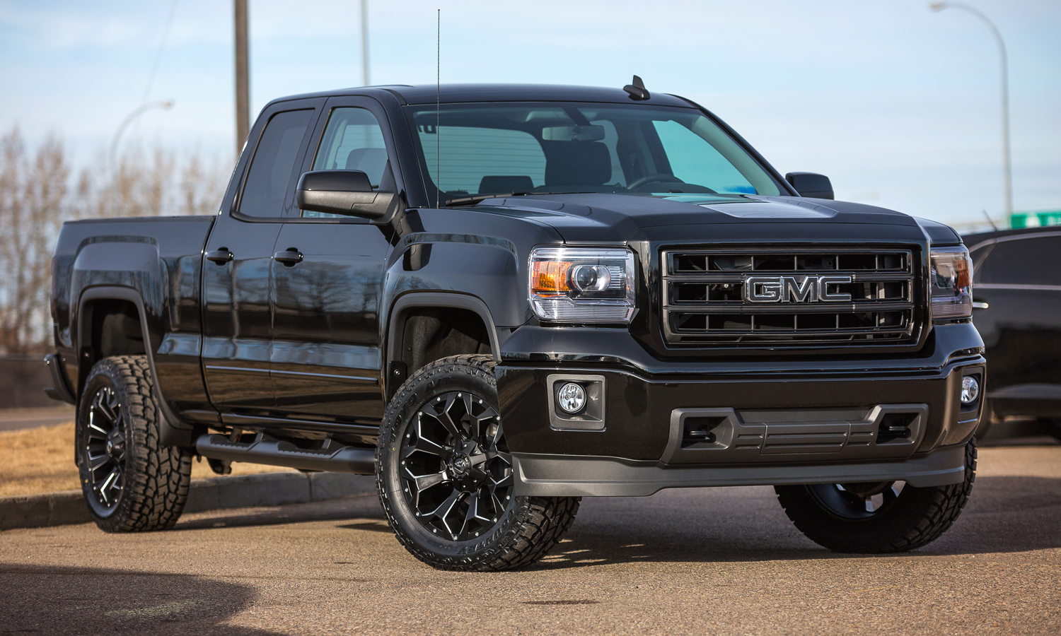 Truck Tuesday Featuring Another Shot Of This Incredible 2015 Gmc