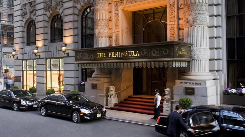 The Peninsula Hotel Manhattan