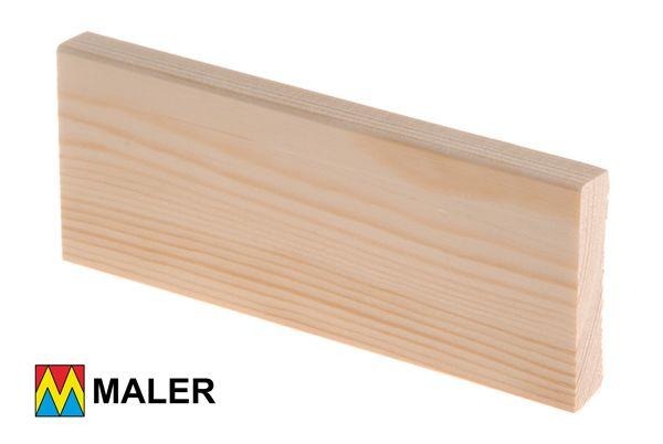 1x4 Pine Baseboard Modern Office Design Finish Carpentry Wood Blocks