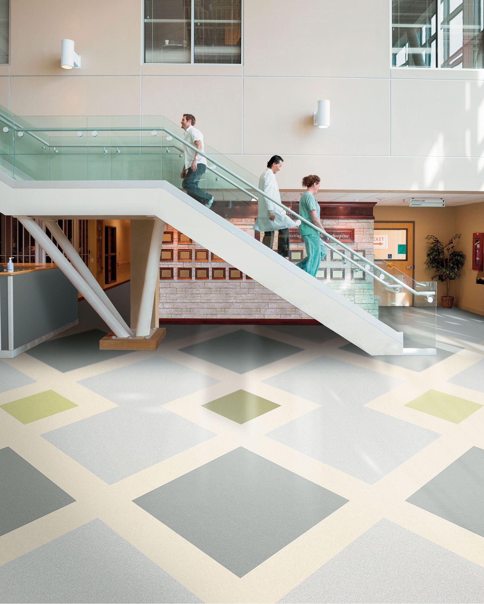 Melodia 2.0 Homogeneous Sheet & Tile Vinyl flooring