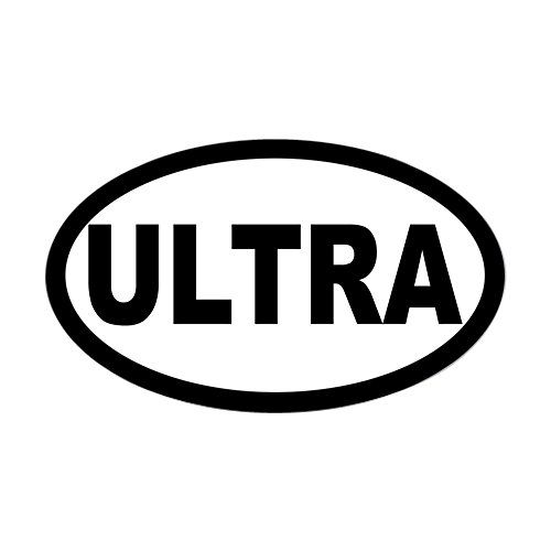 Cafepress ultra ultra oval sticker oval bumper sticker euro oval car decal you can find