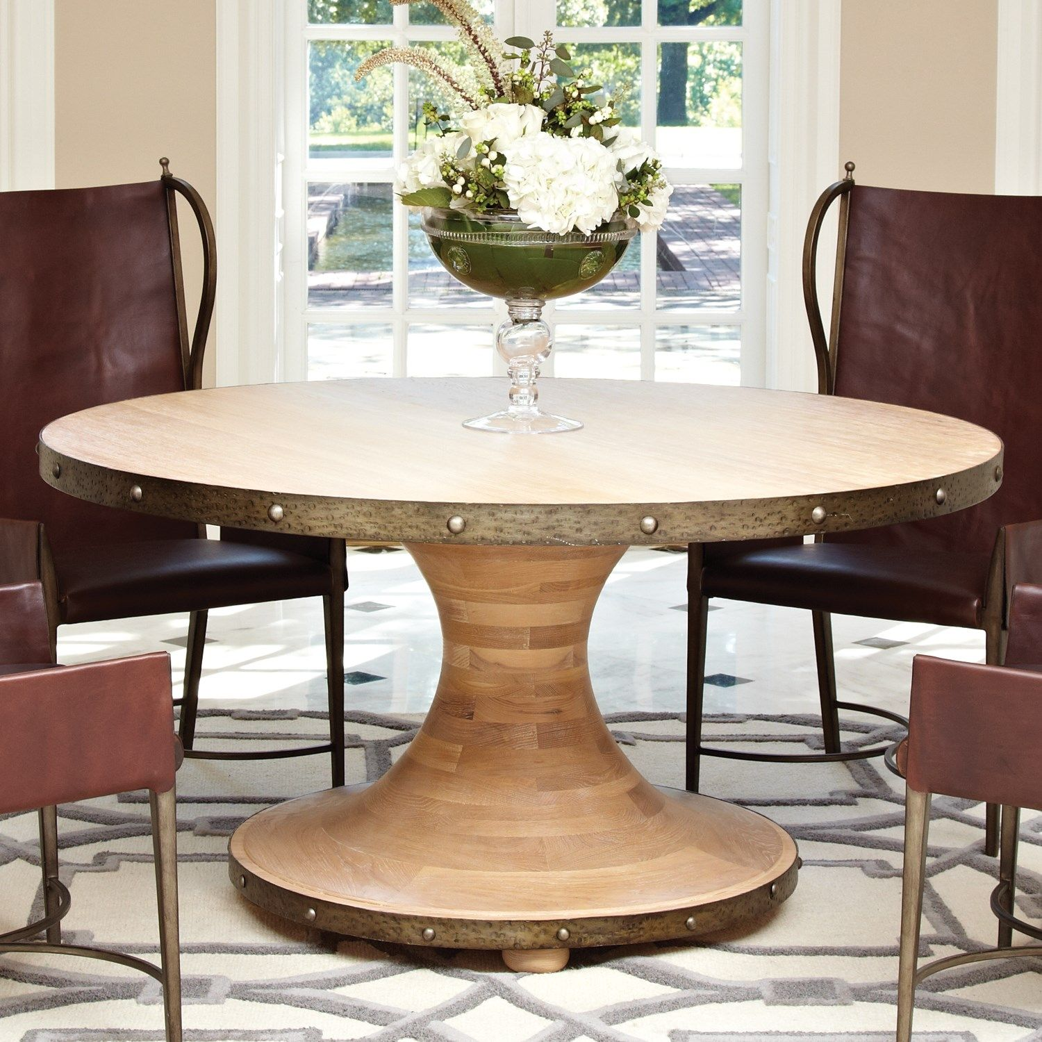 Global Views Furniture Plank Table #Laylagrayce