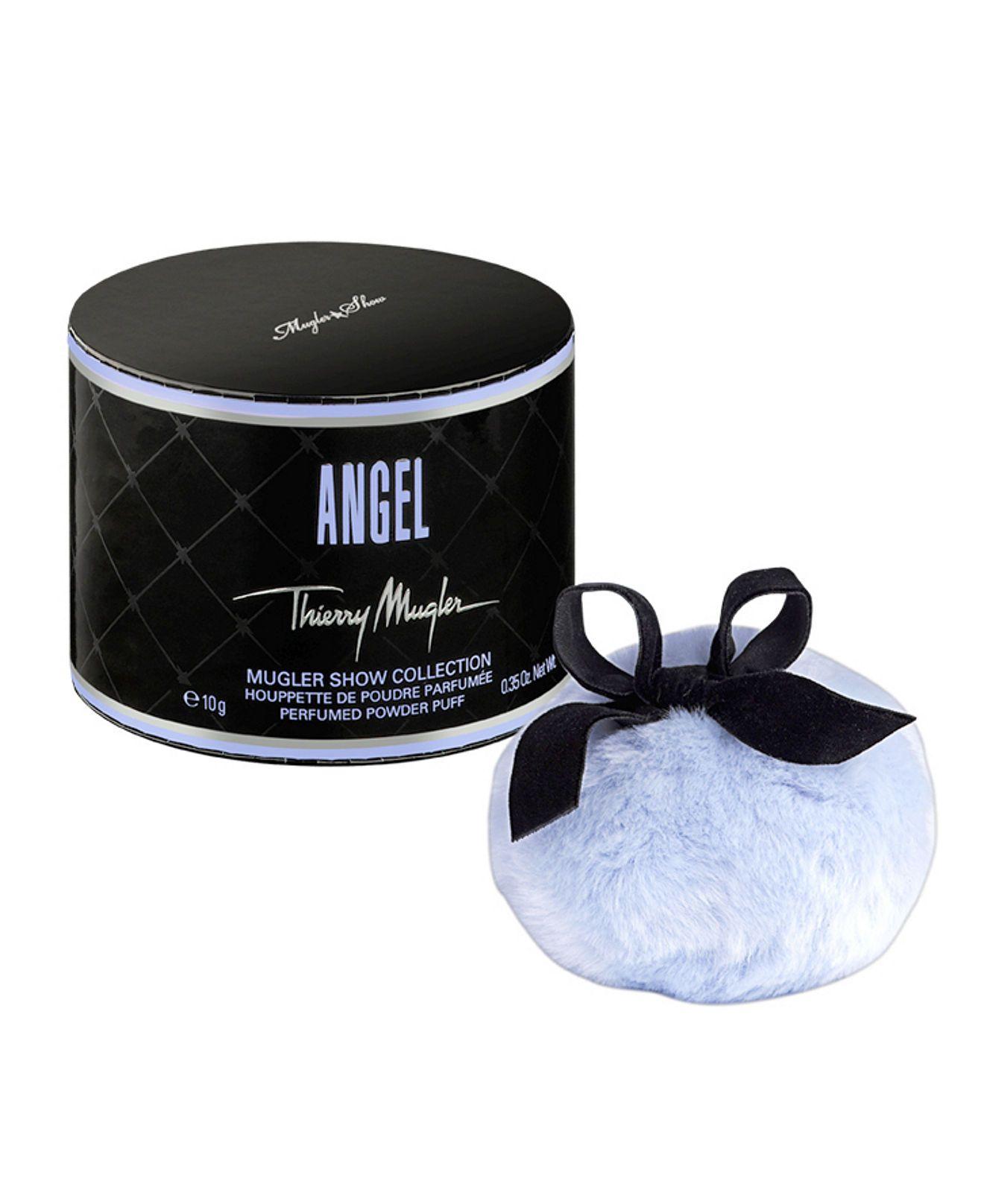 Angel By Thierry Mugler Perfumed Powder Puff Limited Edition Angel