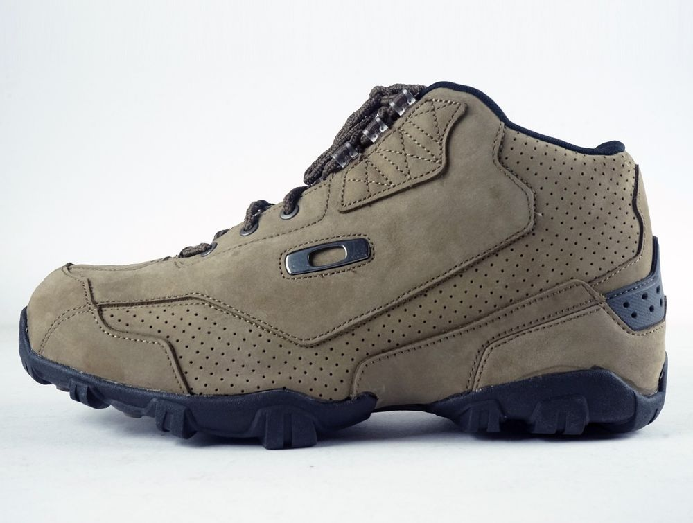 1edbcdf7cc078 Oakley Mens Battalion Mid Leather Sports Athlectic Running Trekking Shoes  size12  Oakley  AthleticSneakers