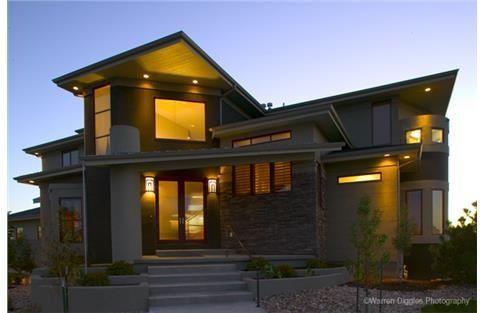 Superior Wohnen, Moderne Haus Pläne, Moderne Home Pläne, Zeitgenössische Häuser,  Moderne Häuser, Moderne Außentüren, Außen Häuser, Hausgrundrisse Und Mehr,  ...