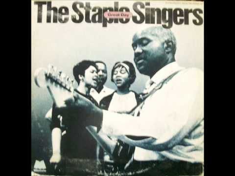 Staple Singers  sing TELL HEAVEN (live).wmv