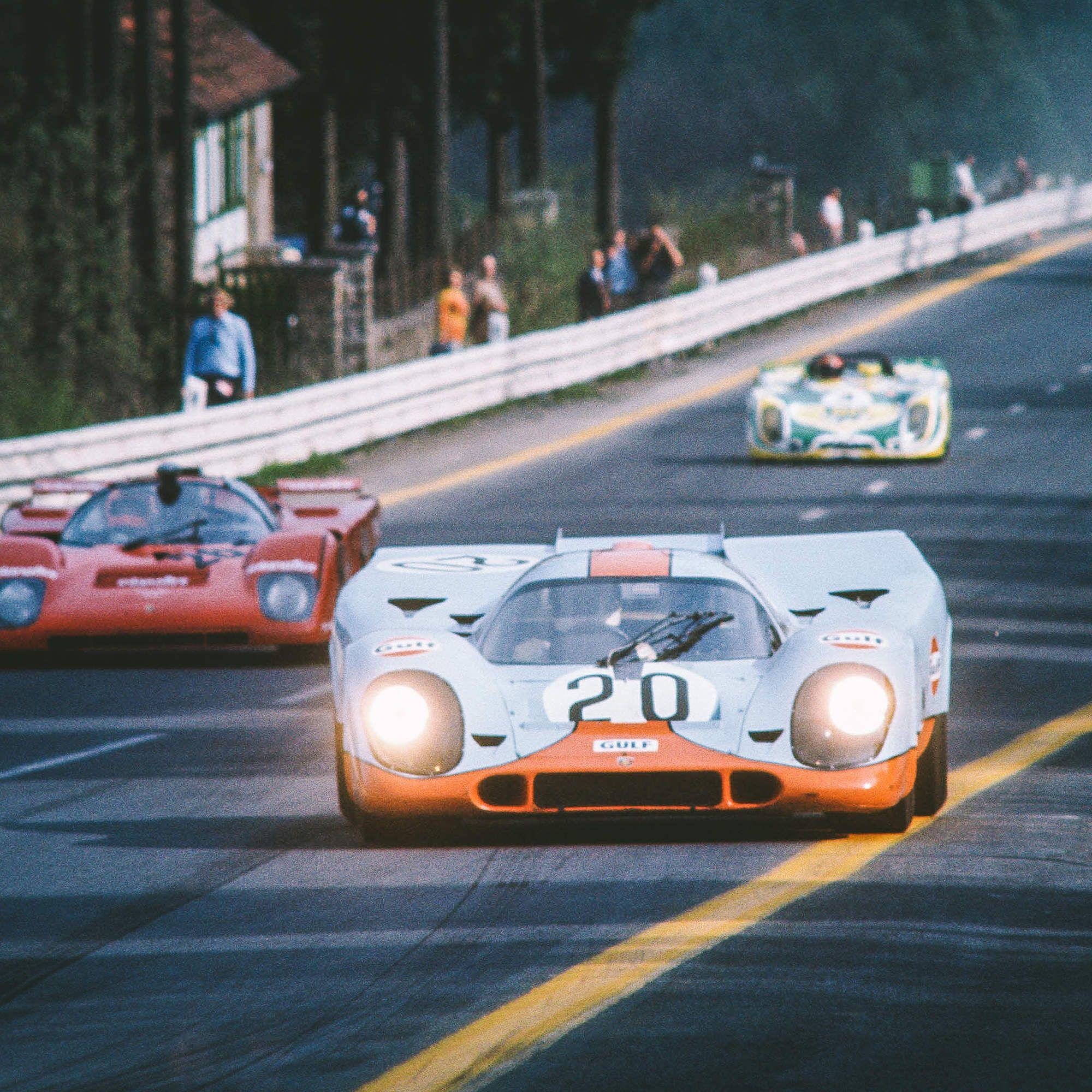 Steve McQueen\'s Porsche 917 From \'Le Mans\' is For Sale | Le mans ...