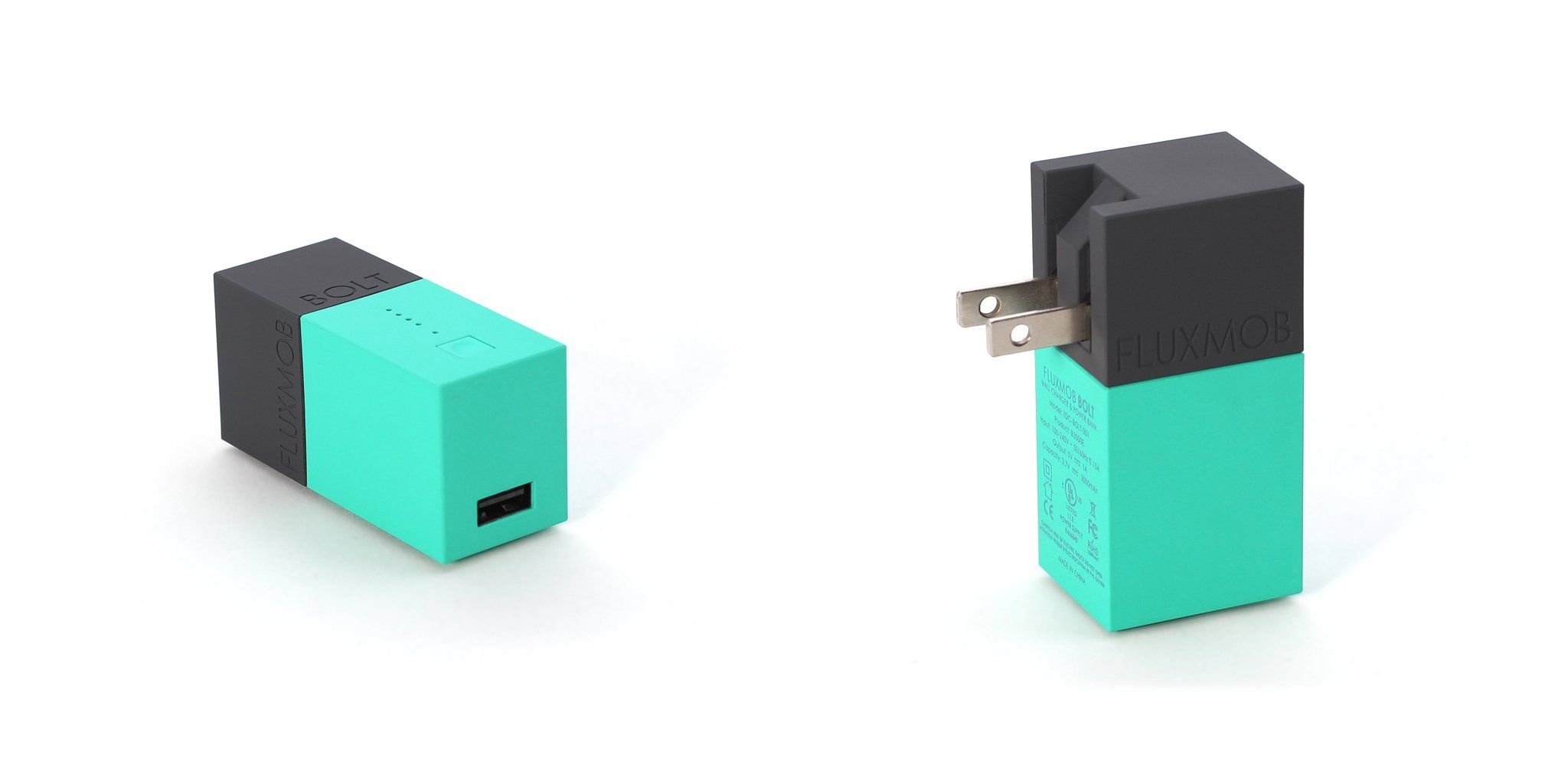 Bolt adapter plug bolt indicator lights