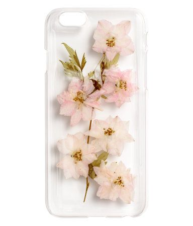 on sale c8a72 cbe91 Transparent. Smartphone case in transparent plastic with pressed ...