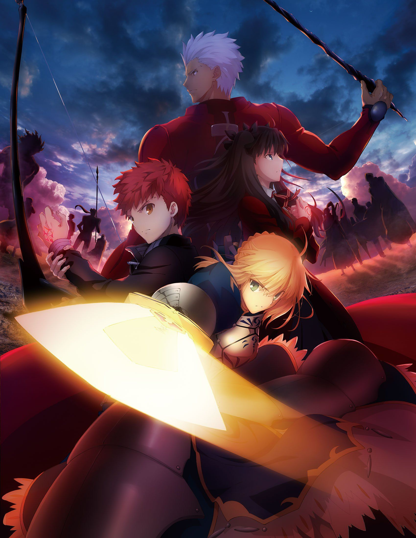 fate/stay night unlimited blade works Fate/Stay Night