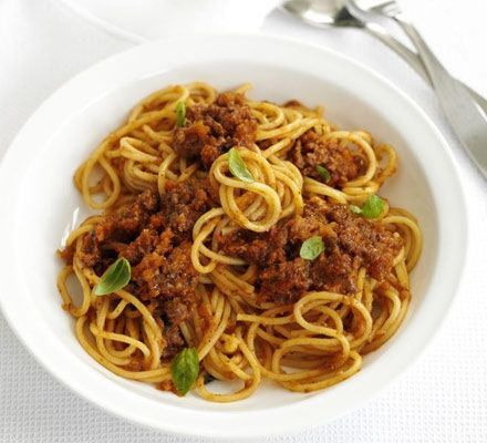 The best spag bol bolognese pasta and sauces the best spag bol spaghetti bolognese at bbcgoodfood forumfinder Gallery