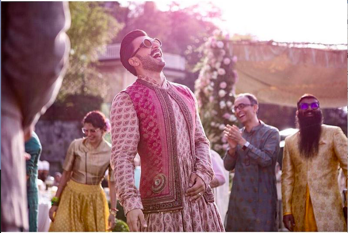 f8c7244e334aa Ranveer And Deepika Posted Super Happy Pictures From Their Wedding And My  Heart Can t Take It in 2019