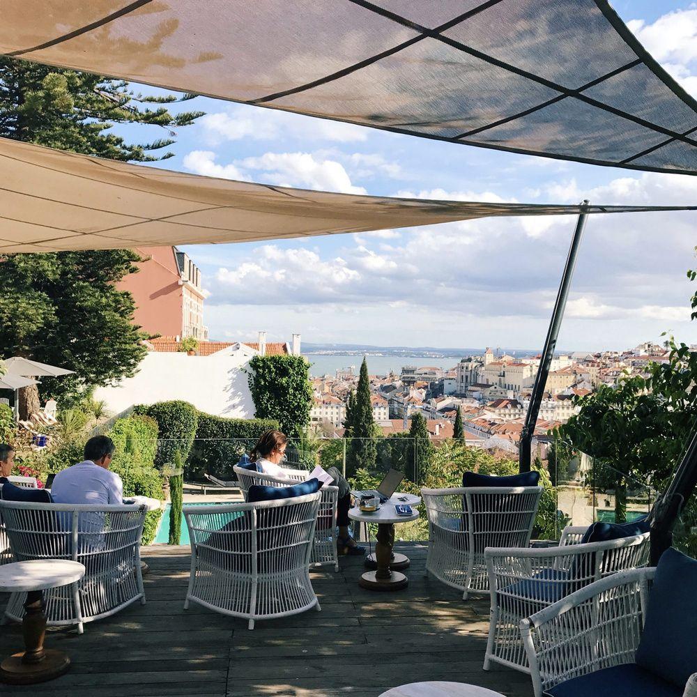 Estas Son Las Mejores Terrazas De Lisboa Lisboa Terrazas Viajes