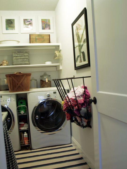 Alison Hay Feeder Laundry Basket Laundry Room Diy