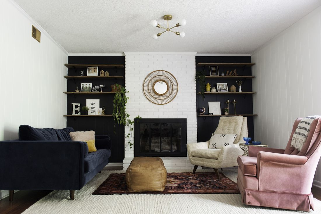 36fd2a69629f9 Get the Look: 3 Real Living Rooms With Etsy Style | L I V E H E R E ...