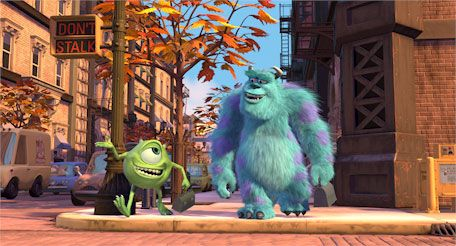 A Guide to Being the Mike Wazowski of Your Friend Group