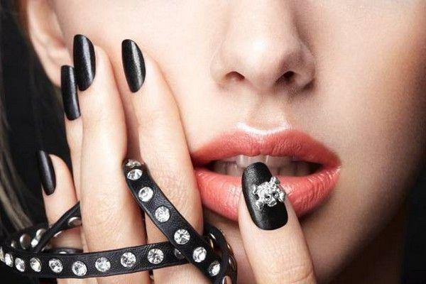 Manicure Acrylic Nail Art 2013
