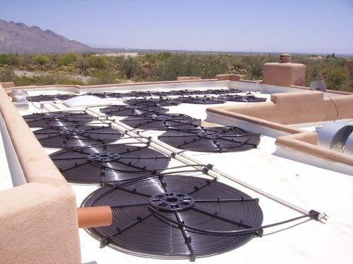 Do It Yourself. Solar Water Heater. #DIYSolarWater ...