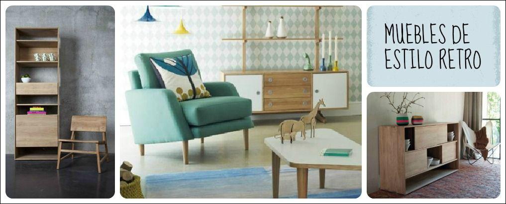 Estilo n rdico muebles y decoracion pinterest - Muebles estilo escandinavo ...
