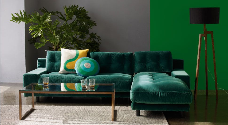 The Best Sofas In The Sale Chaise Lounge Sofa Green Sofa Home Decor