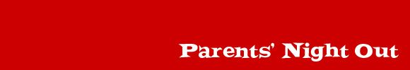 Science Programs: Parents' Night Out
