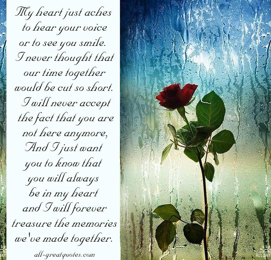 Extreem BEST - In Loving Memory - Cards, In Memoriam Verses - Poems  EJ65