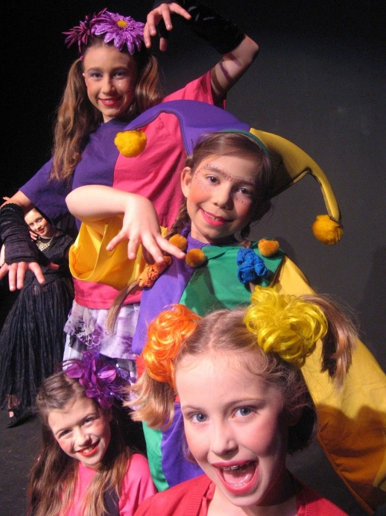 image result for preschool children acting on stage