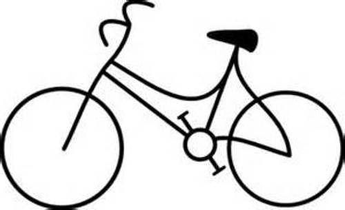 Bike Clip Art Black And White Home Design Gallery Clipart Best