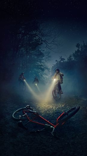 Stranger things phone wallpaper fondos de pantalla for Fondo de pantalla stranger things
