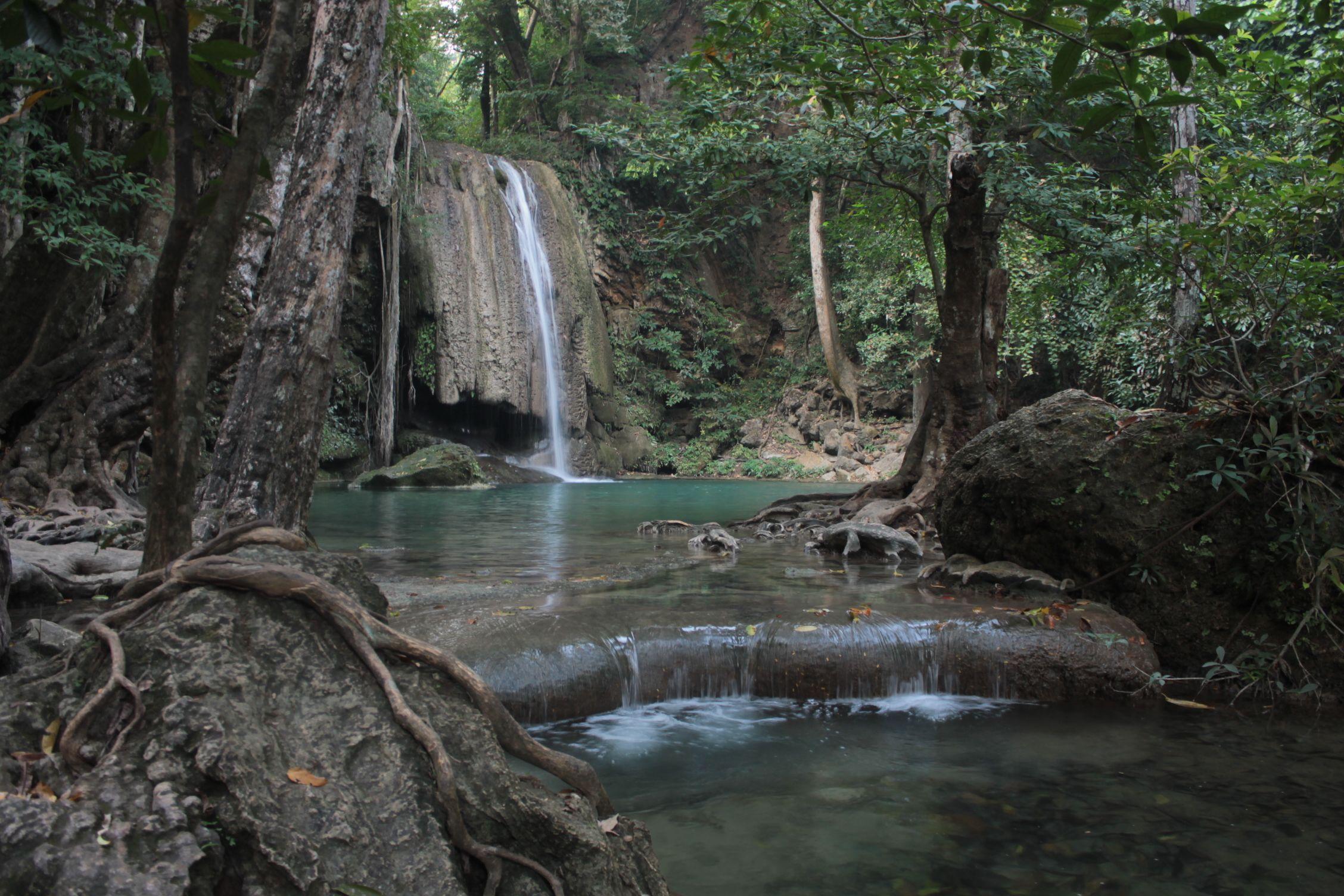 Tercer nivel de las cascadas