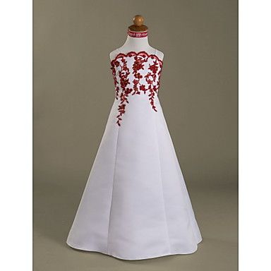 FRANCKA - Vestido de Florista de Satén – EUR € 89.99