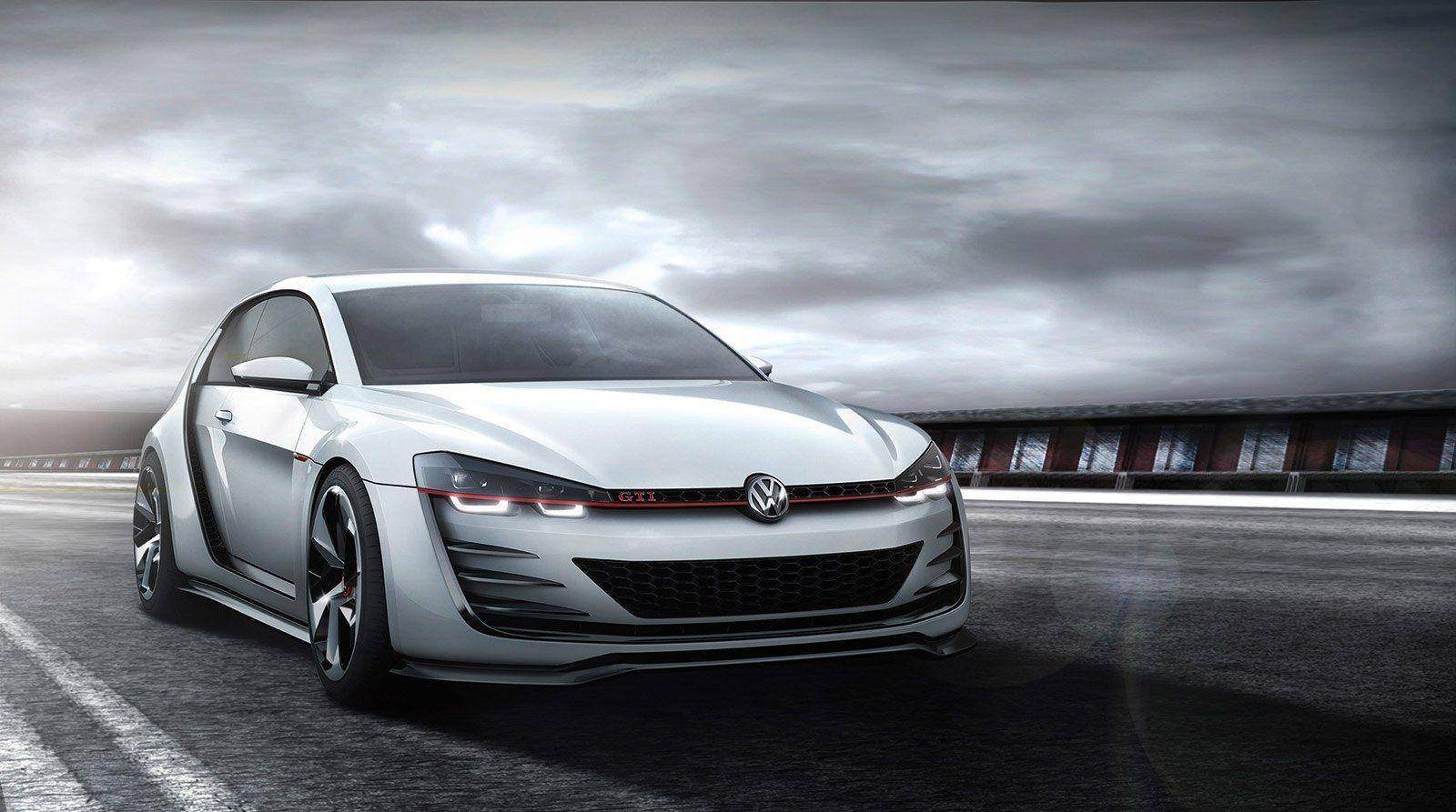 Pics Of Volkswagen Vision 2020 Volkswagen Gti Volkswagen Concept Cars