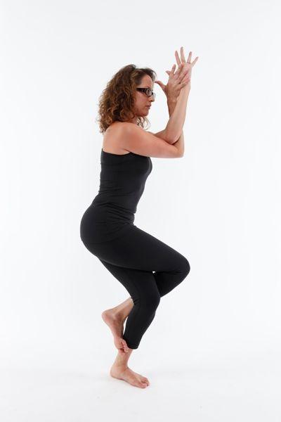 How To Do Garudasana The Eagle Pose Yoga Benefits Yoga Dairy Eagle Pose Yoga Yoga Benefits Yoga Poses