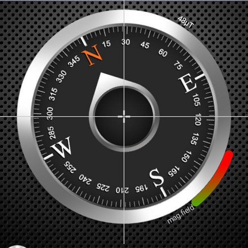 Android Compass Apps Compass app, Best compass