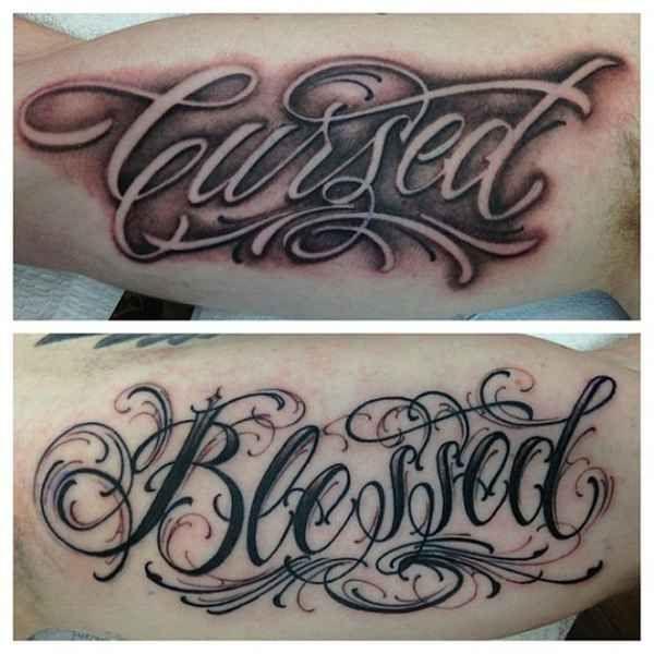 Abgefahrene lettering tattoos tattoo tattoo schrift tattoo ideen und schrift tattoos - Tattoos schriftzug ideen ...