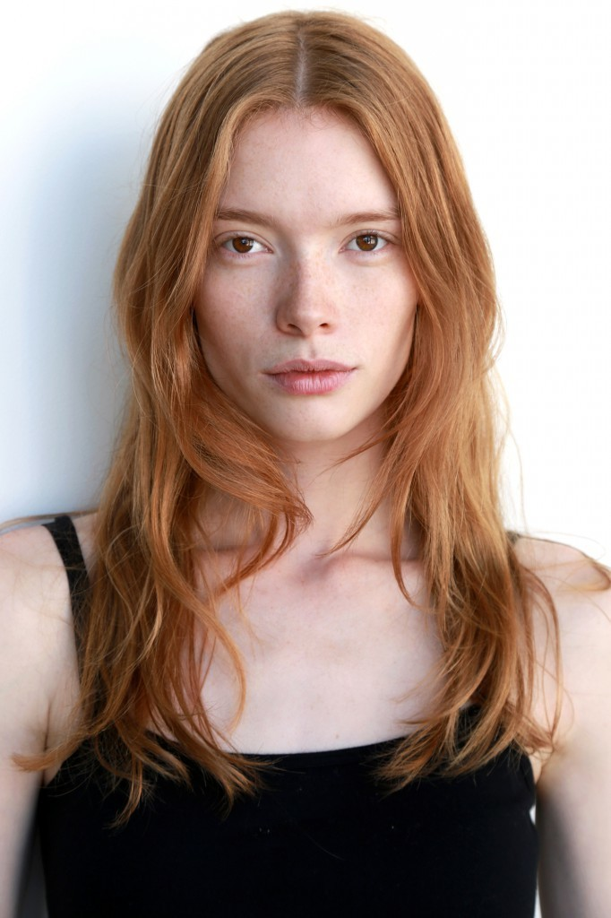 10 Redhead Runway Models You Should Know About
