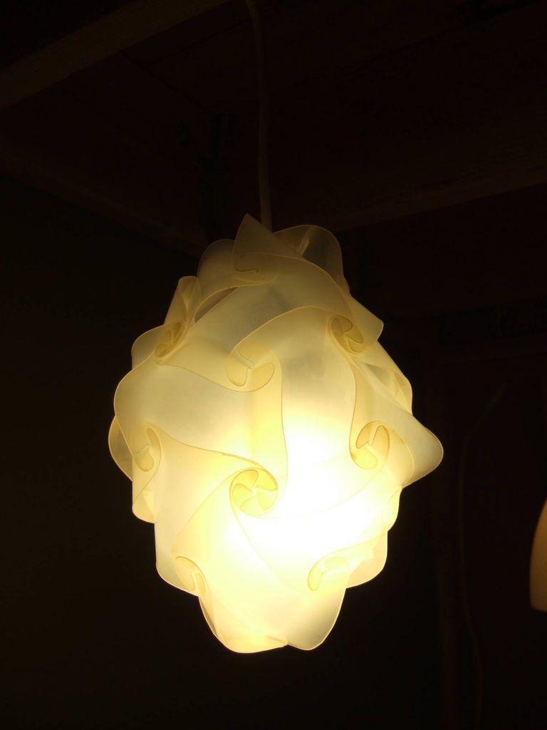 Universal Lamp Shade Polygon Building Kit Pinterest Lampen