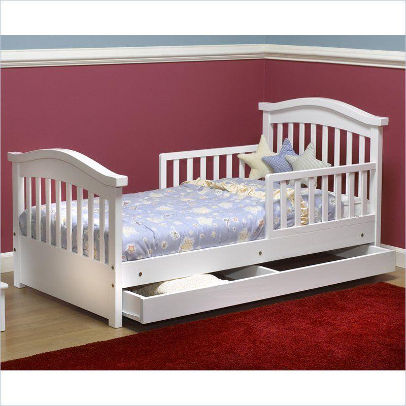 Sorelle Joel Pine Toddler Bed