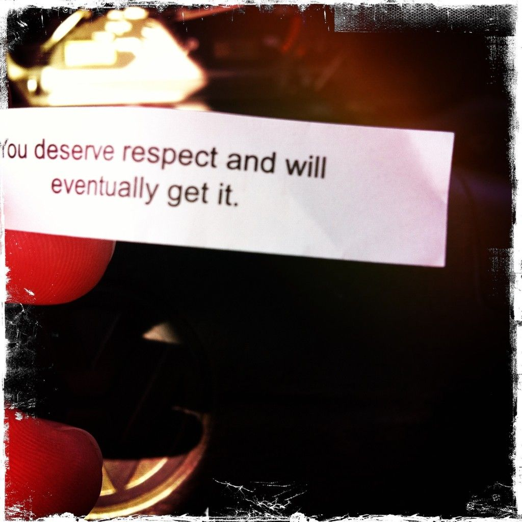 Twitter / col_cityhall: Gee, thanks fortune cookie... ...